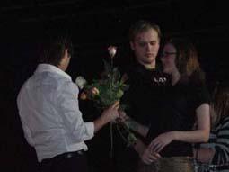 Марк Тишман, Таллин, 27.01.08