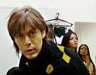Марк Тишман 22 декабря 2007 года